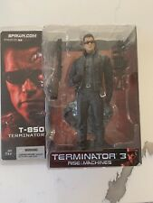 T-850 Terminator 3 Rise of the Machines Mcfarlane Toys 2003