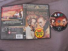 The Unforgiven (le vent de la plaine) de John Huston, DVD, Western