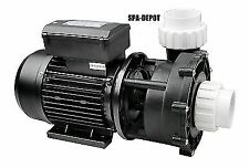 """LP300 LP 300 LX pump 3 HP 2.2 KW spa hot tub single speed 2"""" with fittings"""