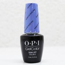 OPI GelColor Soak Off LED/UV Gel Nail Polish 15ml .5oz Show Us Your Tips! #GCN62