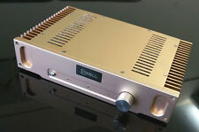 HIFI Hood 1969 Class A finished amplifier gold sealed 2N3055 Perfect Edition1560