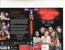 Two Pints of Lager:And A Packet of Crisps-2001/11-TV Series UK-[Series 4]-2  DVD