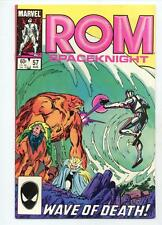 Rom #57     Alpha Flight Cover and Appearance