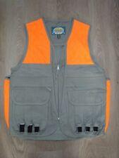 Cabela's Men's Rapid Loader Vest Hunting Pigeon Shooting Fishing Top Khaki L New
