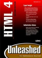 Html 4 Unleashed,Rick Darnell