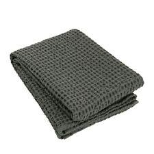 Blomus Caro 28 x 57 Jumbo Waffle Bath Towel, Agave Green - 68994