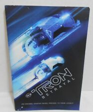 2010 Disney Tron Betrayal Comic Graphic Novel Prequel to Tron: Legacy Book NOS