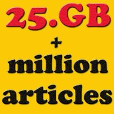 50,000 eBooks Zip file Pdf + word Format With 2000 Master Resell Rights