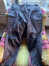 """Pinewood Trousers Size C64 (46"""" waist 34"""" leg)"""