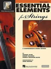 Essential Elements 2000 for Strings: Book 1 with CD-ROM (Cello) (Essential Elem