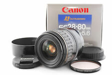 [Exc+4 IN BOX ] Canon Zoom EF 28-80mm f/3.5-5.6 USM AF Lens a186 From JAPAN