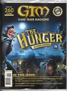 Game Trade Magazine #260 Sealed with Promo Cards (GTM, 2021) New!