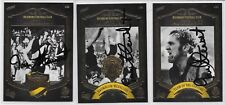 RICHMOND HALL OF FAME 3 CARD SET HAND SIGNED BY IAN STEWART / MINT