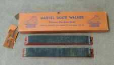 Skate Walker Marvel with box Ice skate walking tools Patent Pending vintage