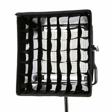 Pro Studio Softbox Diffuser Honeycomb Grid  Kit for Selens GE-500 Video Light