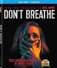 DON'T BREATHE (2016) -  Blu Ray - Region Free  - sealed