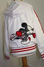 Monnalisa chaqueta sweatjacke Mickey Mouse en ambos lados soportable 104,110,116