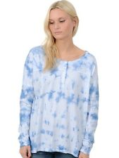 NEW VOLCOM HELLO AGAIN L/S Oversize TOP TEE SHIRT TOP SMALL XX198 RP$39.50