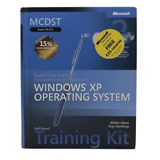 MCDST 70-271 Windows XP Professional Training Course with Evaluation OS and Key
