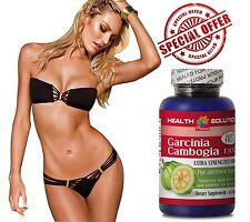 Fat Burner - GARCINIA CAMBOGIA EXTRACT - Appetite Control 60%HCA -Weight Loss 1B