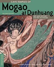 New listing  CAVE TEMPLES OF MOGAO AT DUNHUANG: ART AND HISTORY ON SILK By Roderick Whitfield