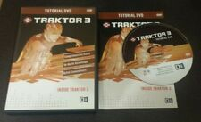 Traktor 3 Tutorial (DVD) Native Instruments DJ software how to use lessons OOP