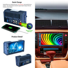 """7"""" In-dash in-Car Gps Navigation 2 Din Rds Bluetooth Stereo Fm Radio Mp5 Player"""