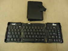 Targus Portable Keyboard Black Compaq Ipaq Stowaway PA840