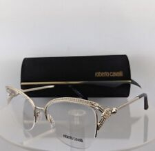 64e69bb4da Authentic Roberto Cavalli Eyeglasses FOSCIANA 5055 001 53mm Frame