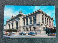 Union Station in Albany, New York Vintage Postcard