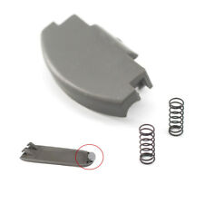 Armrest Latch Lock Catch Button fit for VW Passat Golf Jetta Beetle Skoda Gray