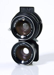 OBJECTIF MAMIYA 4,5/55mm MAMIYA C330 C220 55mm LENS MAMIYA C330 C220 C330 S