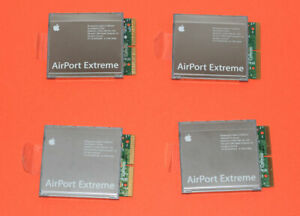 AirPort Extreme Cards 802.11G For Apple - A1026 - 603-5197- 825-6360-A Lot of 4