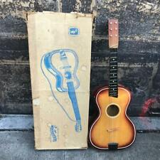 Vintage Jefferson Toy Acoustic Guitar