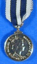 BR QUEENS POLICE MEDAL DISTINGUISHED SERVICE MINI P0173