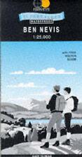 Good, Ben Nevis (Superwalker), Harvey Map Services Ltd, Book