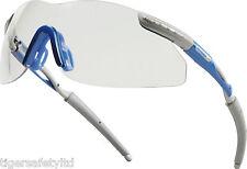 Delta Plus Venitex Thunder Clear Protective Cycling Sunglasses Eyewear Glasses