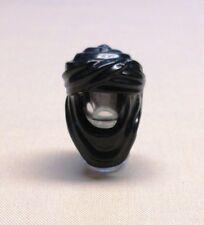 x1 NEW Lego Minifig Black Keffiyeh Headgear