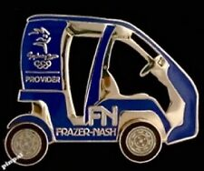 Frazer-Nash Olympic Sponsor Pin~Sydney~2000~Auto~Car~Moving wheels~LE# 1700/2000