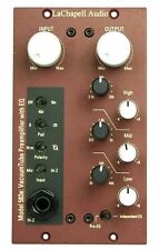 LaChapell Audio Model 583e Mic Preamp & EQ, API 500 Series, Warranty Free SH