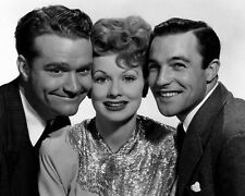 Red Skelton, Gene Kelly and Lucille Ball photo - H3643 - Du Barry Was a Lady