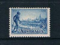Australia 1934 - 3d Centenary of Victoria - Perf 10½ - SC 143 [SG 148] MINT 21 A