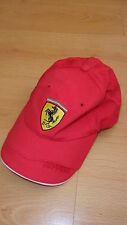 * casquette Ferrari Rouge Taille Unique à - 53%
