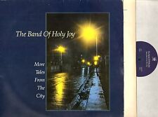 THE BAND OF HOLY JOY more tales from the city (original uk with inner) LP EX-/VG