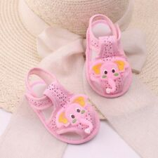 Cute Girls Infant Summer Cartoon Boy Soft Sole Shoes Toddler Sandals For Baby