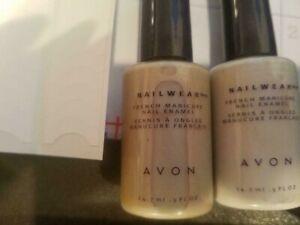 Avon NAILWEAR French Minicure Kit - French Tip White