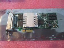 IBM 45W1959 PRO/1000 PT Quad Port  Adapter LP PCI-e X4 network card CAT5e RJ45