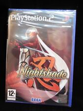 Nightshade para playstation 2