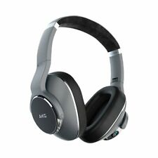 AKG N700NC Wireless Noise Cancelling Over-ear Headphones - Silver
