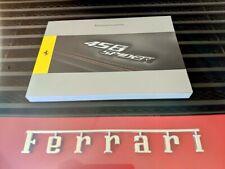 Ferrari 458 Spider Bedienungsanleitung Handbuch Betriebsanl. -deutsch- #84063600